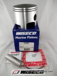 Pistão,Wiseco,motor de popa,Mercury,3.0litros,250hp