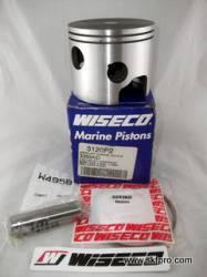 Pistão Wiseco,motor de popa,Mercury,70,75,80,90,100,115,hp
