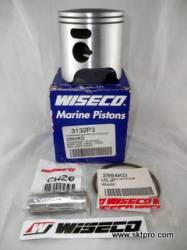 Pistão,Wiseco,motor de popa,Yamaha,60,70hp,3132