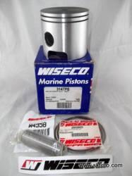 Pistão,Wiseco,motor de popa,Mercury,50,60hp,loop,charge,1991 a 1997,3147