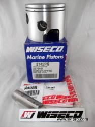 Pistão,Wiseco,motor de popa,Mercury,75,90,100,115hp,1992,1993