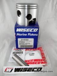 Pistão,Wiseco,motor de popa,Mercury,135,150hp,1992 a 2000,3140