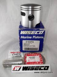 Pistão,Wiseco,motor de popa,Yamaha,25,30,35,hp, STD 3184PS