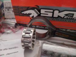 Kit de Biela Forjada SKT Honda Bizz 125