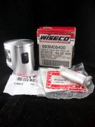 Pistão Wiseco Moto Yamaha YZ125 1997 693M05400