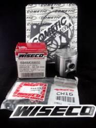 Kit Pistão Wiseco, jogo de juntas moto Yamaha YZ125 1990-1992
