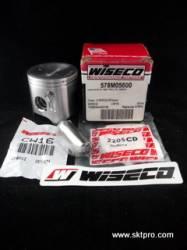 Pistão Wiseco Moto Kawasaki KX125 1989