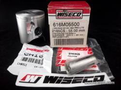 Pistão Wiseco Moto Kawasaki KX125 1992